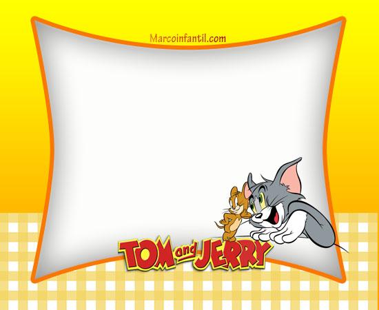 Marcos De Tom Y Jerry Marcos Infantiles